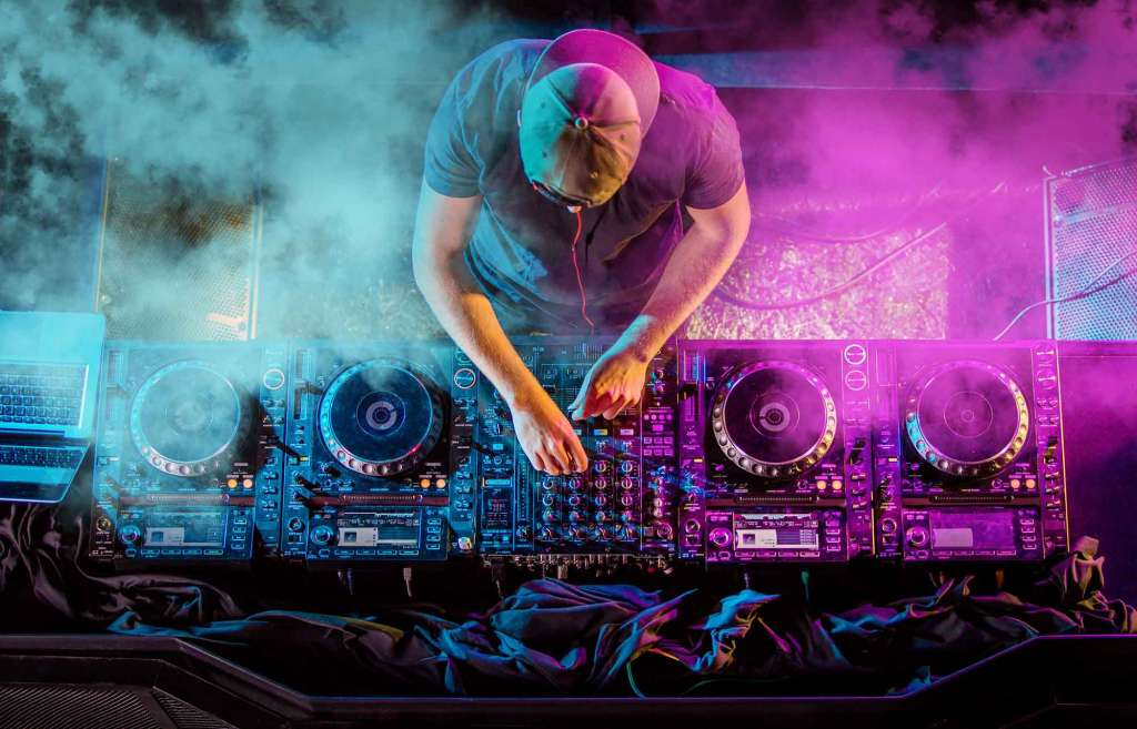 Party Gear DJ services