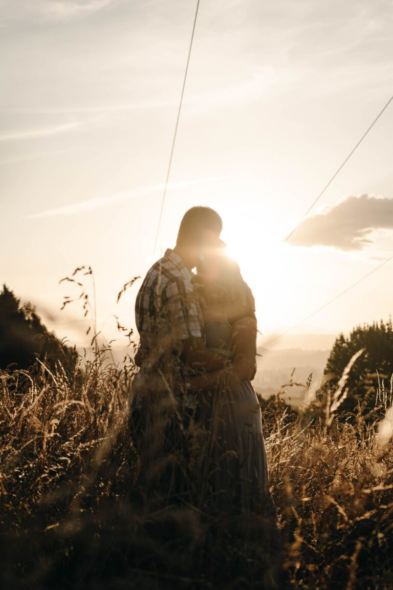 Engagement Outdoor Photography