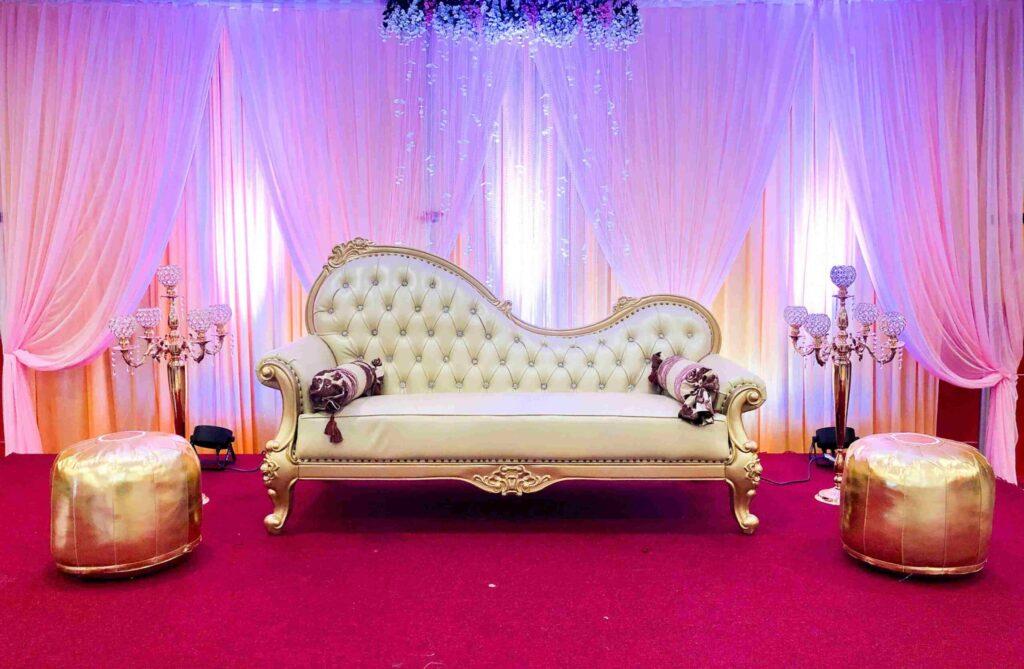 Wedding stage decore scaled 1
