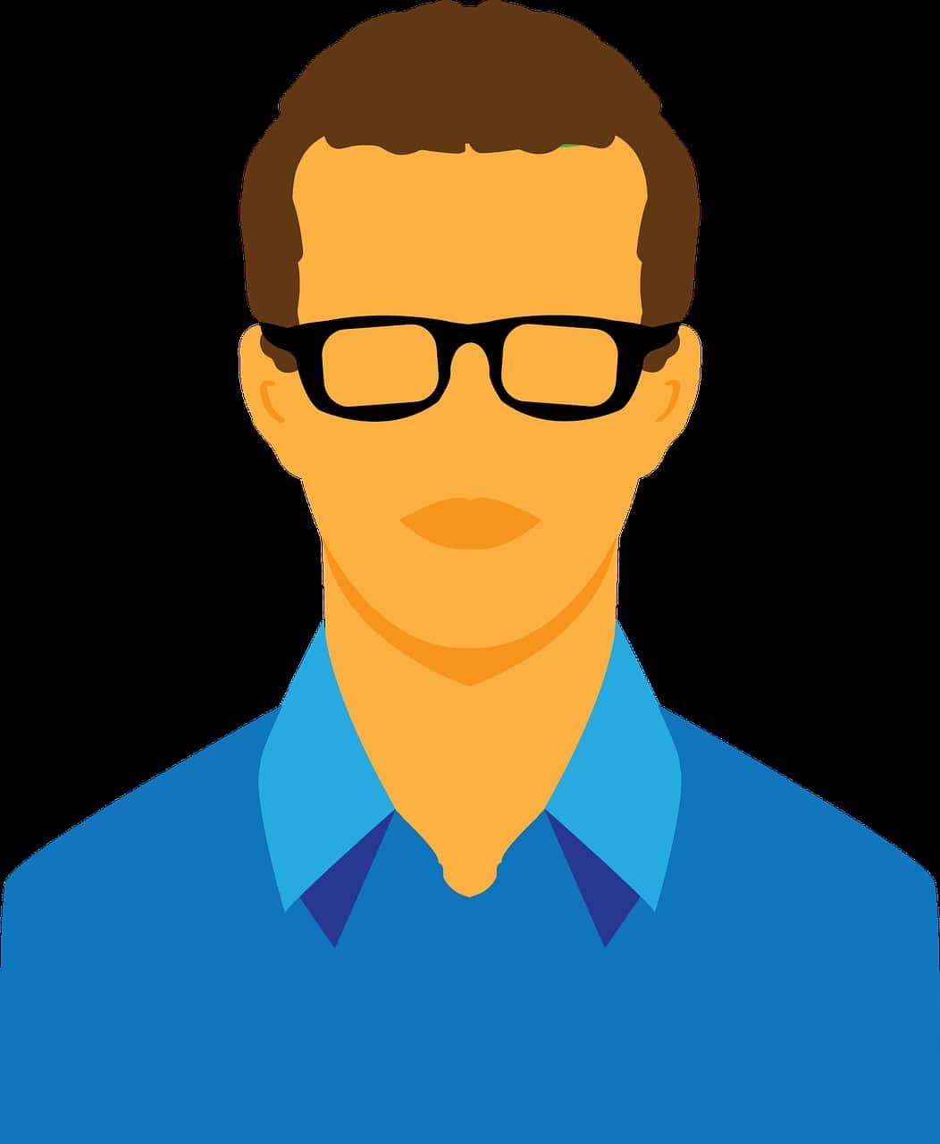 avatar boy cartoon 2027366
