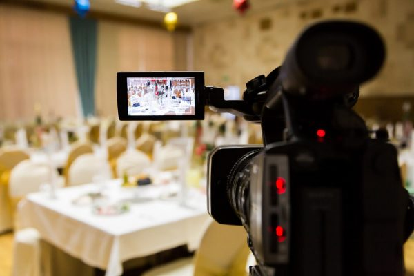 Wedding videography Filming services